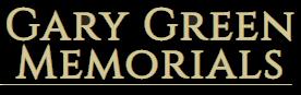 Gary Green Memorials